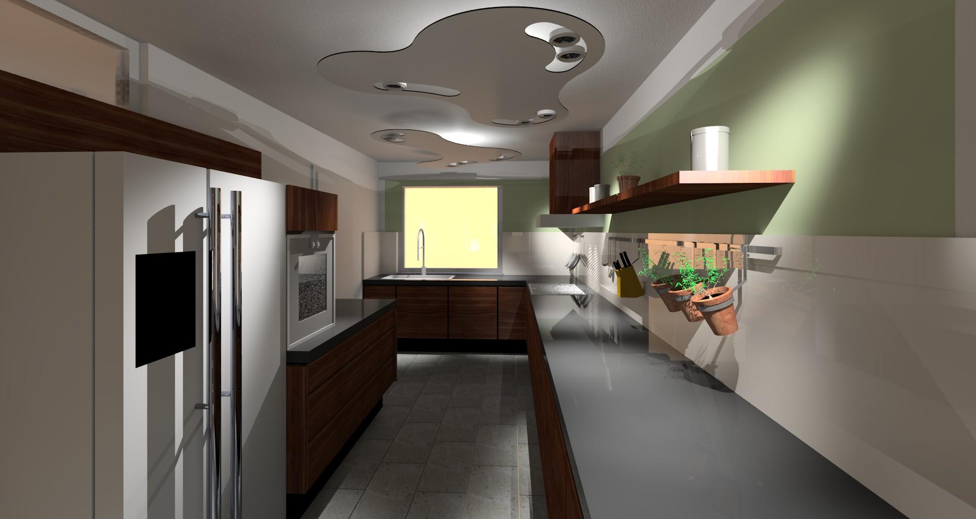 Küche - Planung
