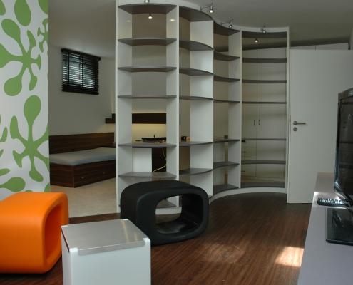 Möbeldesign Jugendzimmer